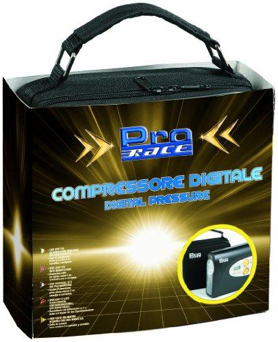 Preisvergleich Produktbild Rally 65035 Tragbarer Kompressor mit Digitaler Bedienung