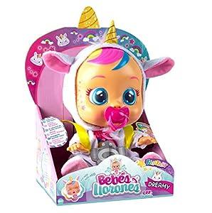 IMC Toys Muñeca Bebés Llorones,