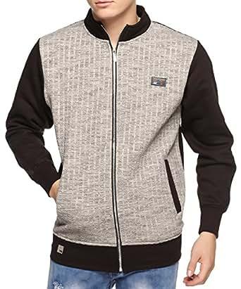 Lafantar Men's Zippered Sweatshirt