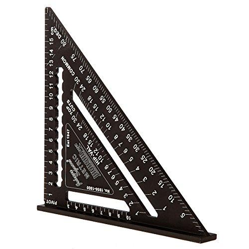 johnson-1956-1800-18-cm-metric-johnny-square-professional-aluminum-rafter-black