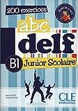ABC DELF Junior scolaire - Niveua B1 - Livre + DVD