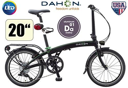 Der Qualitätssieger von Dahon: Qix D8