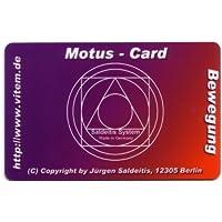 Saldeitis Motus-Card (Schwingungsträger - Frequenzkarten) preisvergleich bei billige-tabletten.eu