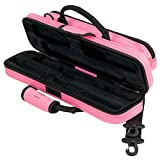 Protec MX308FX MAX Flute Case with B and C Foot - Fuchsia