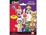 K'nex Super Mario Series 5 Blind Bags - 1 Supplied at Random (Se distribuye desde el Reino Unido)