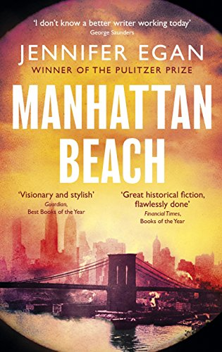 Manhattan Beach (English Edition) por Jennifer Egan