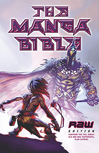 The Manga Bible, Raw (Bible Tniv)