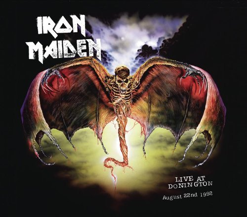 Live At Donington [2 CD] by Iron Maiden (2002-03-26)