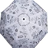 Cheeky Chunk White Umbrella