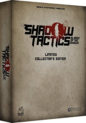 Shadow Tactics: Blades of the Shogun - Deluxe Version - [PC]