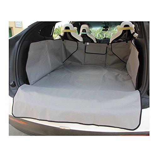 Protector impermeable Topfit para llevar mascotas en el maletero del coche,...