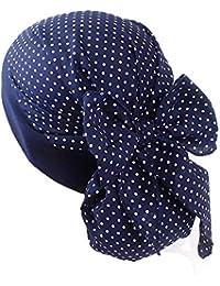 11d21d538e130 Pluto   Fox Turbante Gorra Pañuelo Para Cabeza De Tela De Mujer Para Cáncer  Quimioterapia Chemo