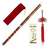 Plug & Play Traditionelle Handgemachte Chinesische Musikinstrument Bambus Flöte