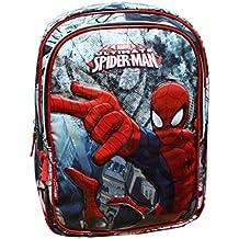 Mochila Spider-Man Marvel Dark grande