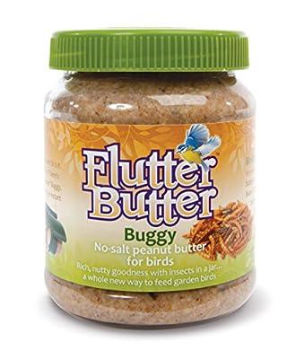 Jacobi Jayne Buggy Flutter Butter for Garden Birds by Jacobi Jayne