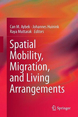 Spatial Mobility, Migration, and Living Arrangements