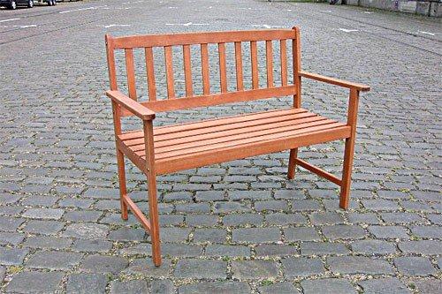 MERXX Garten-Bank Monza, aus FSC Eukalyptusholz