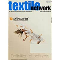 textile network English Edition [Jahresabo]