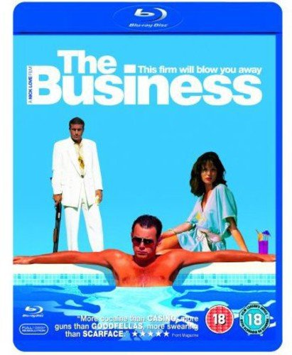 Business [BLU-RAY]
