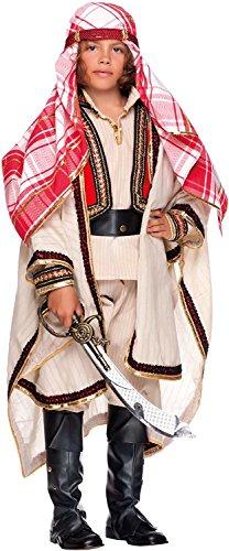 Wesir Kostüm - Chiber - Lawrence von Arabien Kostüme für Kinder (Größe 10)