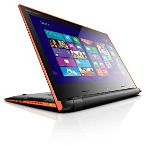 Lenovo IdeaPad FLEX15 39,6 cm (15,6 Zoll) HD LED Multi-Touch, Convertible Notebook (Intel Core i3 4010U, 1,7GHz, 4GB RAM, Hybrid 500G 5400RPM SSHD(8G), Win 8) schwarz