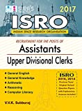 ISRO Assistants Upper Divisional Clerks Exam Books 2017