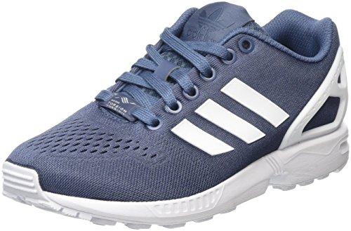 Adidas Ink Zx Adulto White Da Em tech ftwr Ginnastica Flux Scarpe tech Blu – Ink Unisex