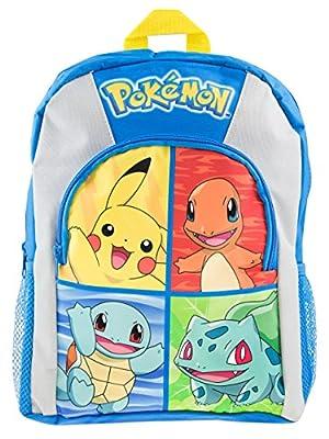 Pokemon - Mochila para niños - Pokemon de Trademark Collections