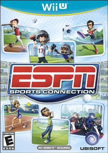 ESPN Sports Connection Wii U