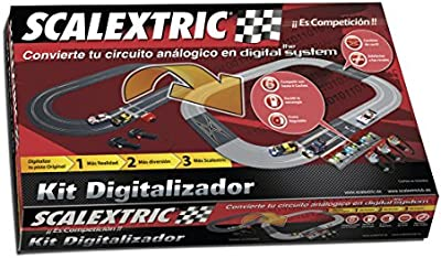 Scalextric Digital System - Kit Digitalizador de pistas Scalextric Original (D10086S100)