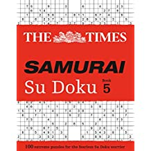The Times Samurai Su Doku 5
