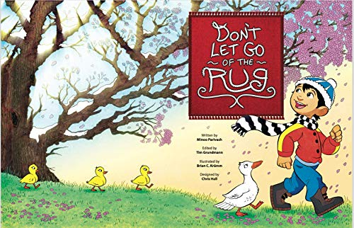 Don't Let Go of the Rug! (English Edition)