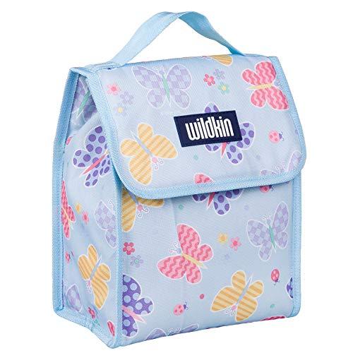 Wildkin Lunch-Tasche für Kinder, Schmetterling, bunt -