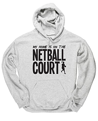hippowarehouse-my-home-is-on-the-netball-court-unisex-hoodie-hooded-top