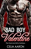 Bad Boy Valentine: The Hard and Dirty Holidays by Celia Aaron front cover