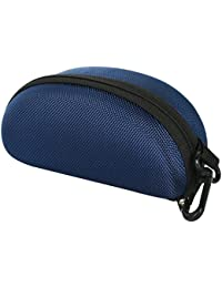 TRIXES Protective Moulded Sunglasses Case Zipped