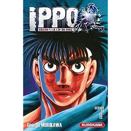 Ippo - saison 4, La loi du ring - tome 07 (7)