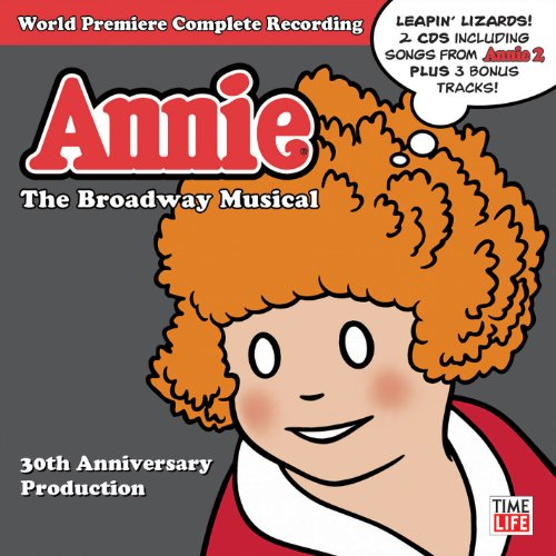 Annie: The Broadway Musical 30...