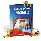 Meine Gute-Nacht-Geschichte – Buch zum Selbstgestalten! Personalisiertes Kinderbuch mit Gute-Nacht-Geschichte ab 3 Jahren – Personalisiertes Geschenk für Babys und jeden Anlass.