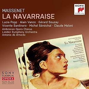 Massenet: La Navarraise (Remastered) by Sony Music Classical