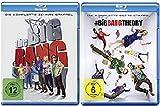 The Big Bang Theory Staffel 10+11 [Blu-ray Set]