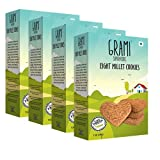 #4: Grami Superfoods Millet cookies, 150g (eight millet)