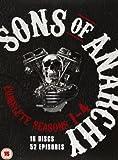Sons of Anarchy - Season 1-4 [DVD]