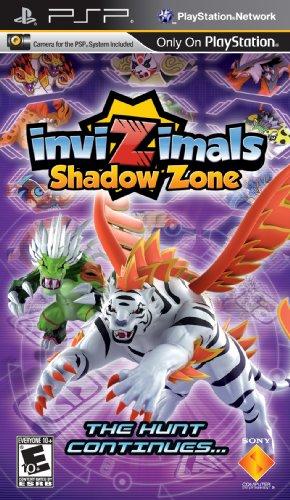 Invizimals 2: Shadow Zone (CAM & Trap Card Incl)