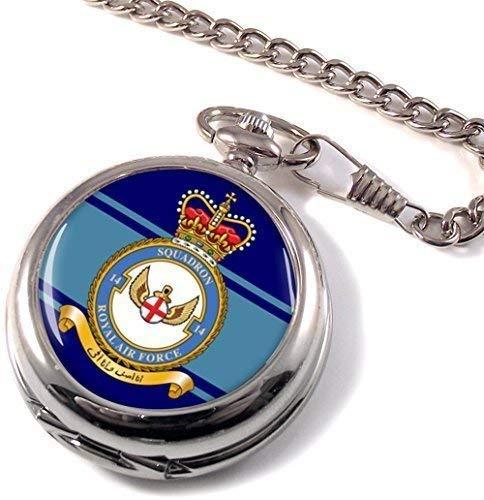 Numéro 14 Escadron Royal Air Force (RAF) Poche Montre