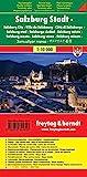 Salzburg Stadt, Stadtplan 1:10.000, Touristenplan, freytag berndt Stadtpläne - Freytag-Berndt u. Artaria KG
