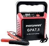 Absaar AB100-1275 Standard Batterieladegerät Gpa7,5 (inkl. Isolierte Klemmen)
