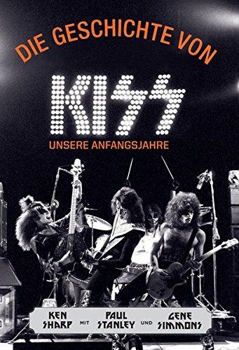 Band Mitglied Kostüme (Die Geschichte von KISS - Unsere)