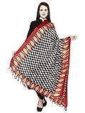 Street Junkies Bhagalpuri silk printed border women's Dupatta