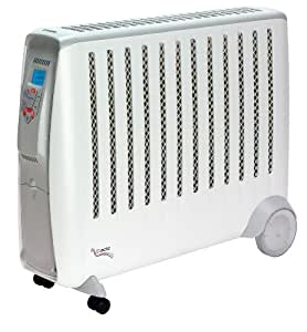 dimplex cadiz eco 3 kw electric oil free radiator with electronic climate control. Black Bedroom Furniture Sets. Home Design Ideas